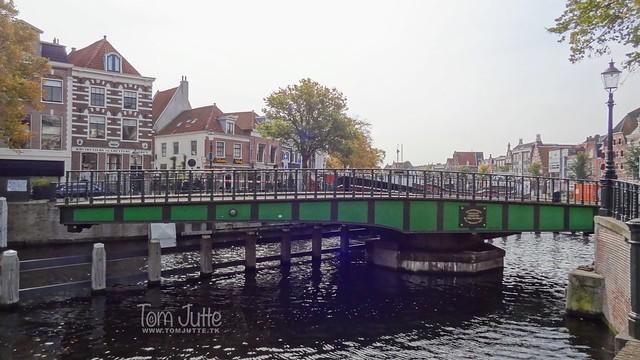 Catharijnebrug, Spaarne, Haarlem, Netherlands - 5589