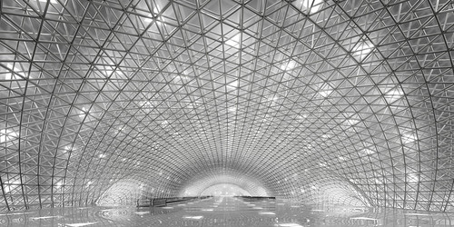 Mexico City Airport (2014)_Copyright The Norman Foster Foundation