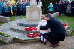 Chalfont St Peter Remembrance Day - November 2017