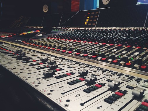 Neve 88R Console