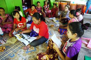 Membaca Kabar Perempuan Pulau - KAPAL Pangkep
