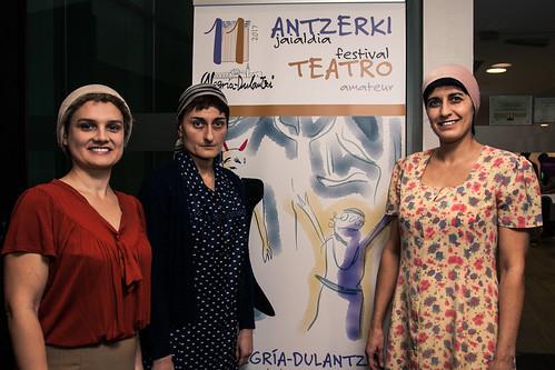 Festival de Teatro Amateur de Alegría-Dulantzi 2017. Cachivache