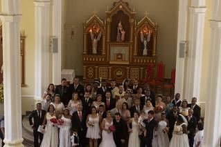 Casamento Comunitário 2017.