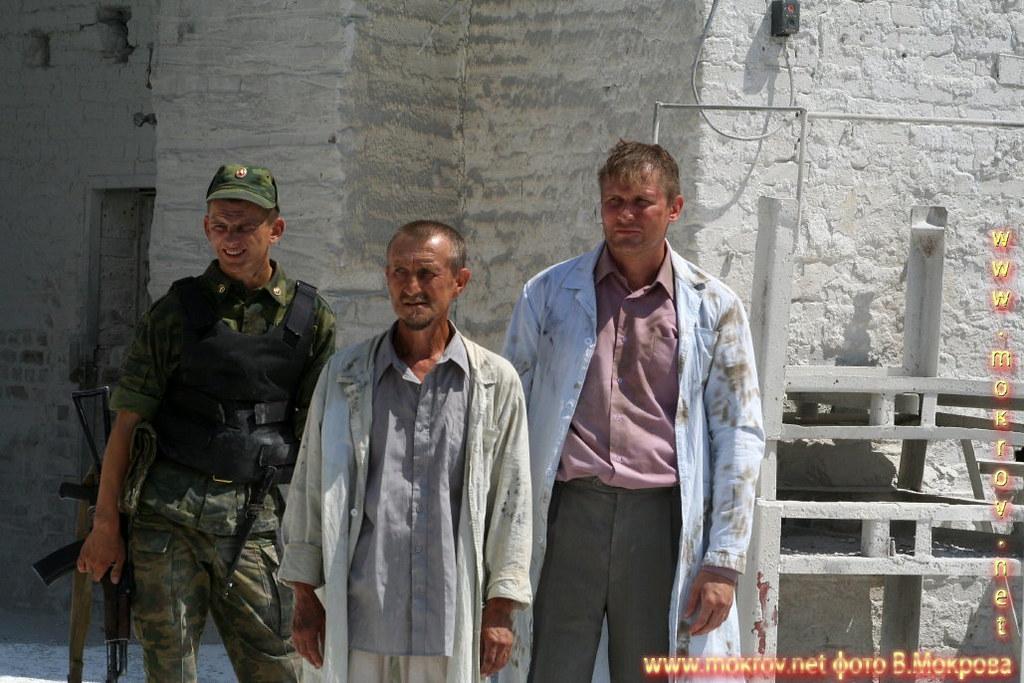 Иван Мамонов в сереале шахта