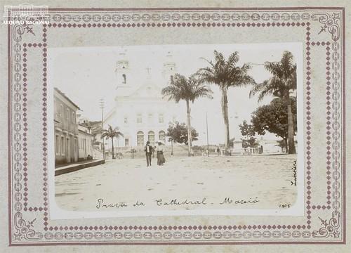 Praça da Catedral, Maceió