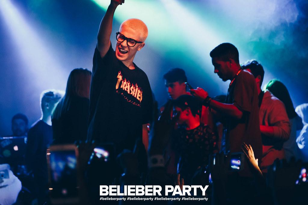 #BelieberParty | Fotos Profissionais | PORTO | HARDCLUB | 03 Dez. 2017