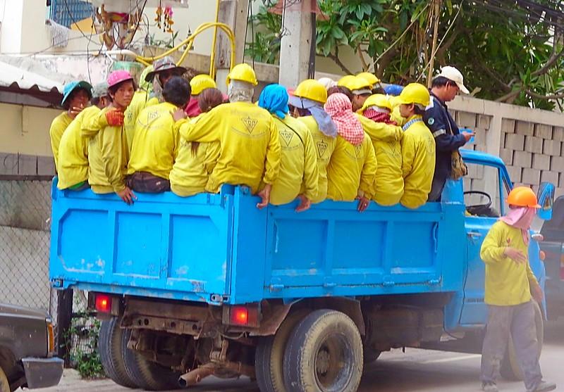 Thailand Europe Vietnam Japan