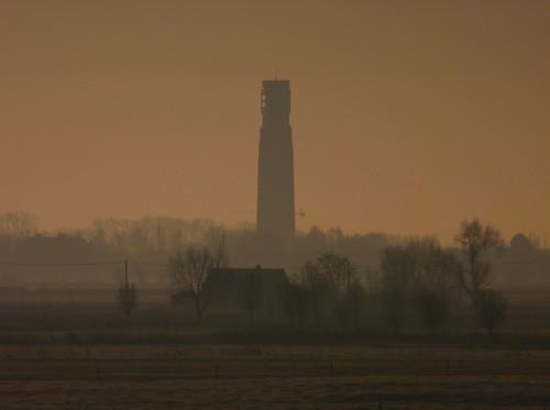 La tour de l'Yzer
