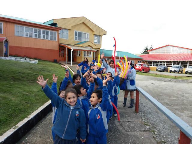 2017 - Actividad Gimnasio Fiscal (Kinder)