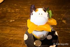 京都インスタ映えの旅 #5 にゃんこパフェ