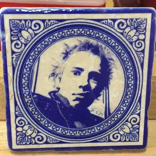 Johnny Rotten by #henribanks