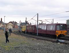 4051, 4044 South Shields railtour 10-3-90 (1)
