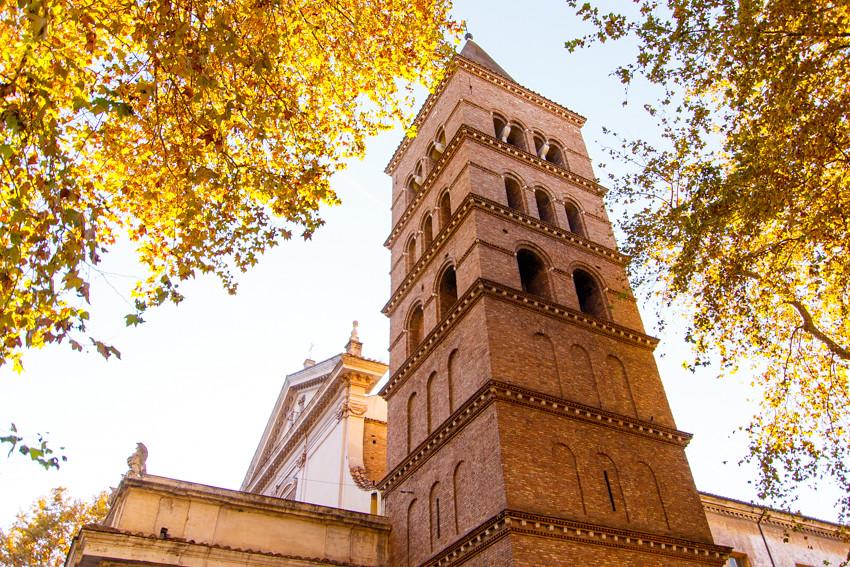Trastevere Rome Italy November travelling-1706