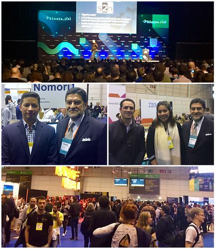 México presente en el mayor evento de tecnología de Europa, Web Summit