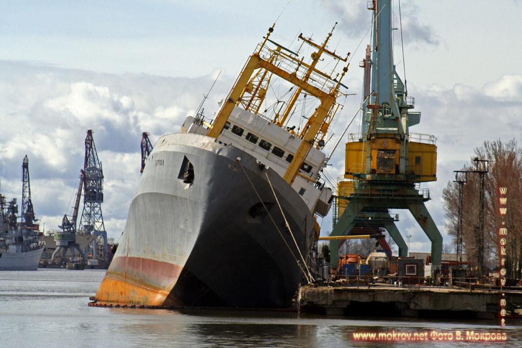 Калининградский торговый порт,