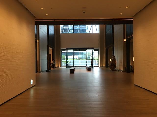 超大的大廳@宜蘭礁溪寒沐酒店