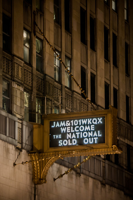 Civic Opera House (Chicago) Marquee