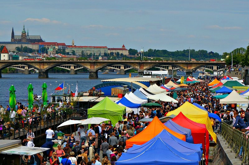 Prague Weekend Farmer's Market