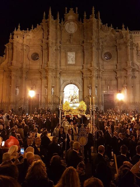 Virgen de las Angustias de Guadix 2017