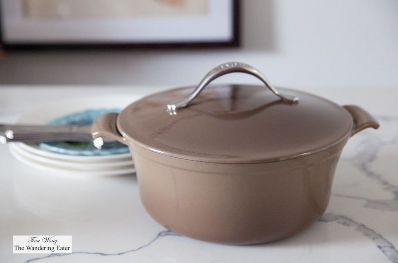 Anolon Vesta Cast Iron 5-Quart Dutch Oven