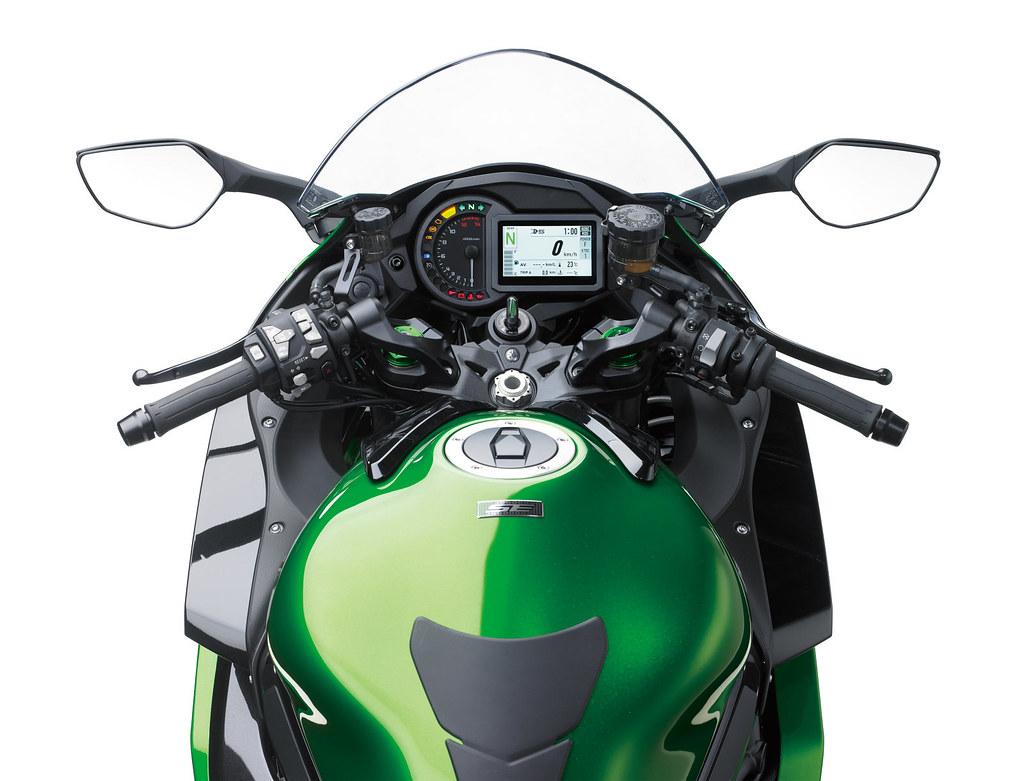 Kawasaki NINJA H2 SX  SE 2019 - 27