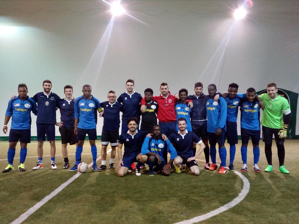 ⚽ Jesi (AN) | Extravaganti Jesi - FC Muppet (0-2)