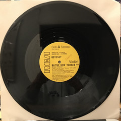 ODYSSEY:NATIVE NEW YORKER(RECORD SIDE-A)