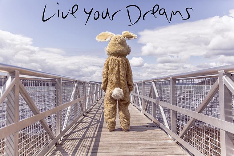 Wisdom #48 Live Your Dreams