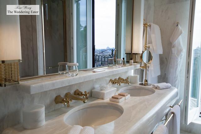 The bathroom of my dreams