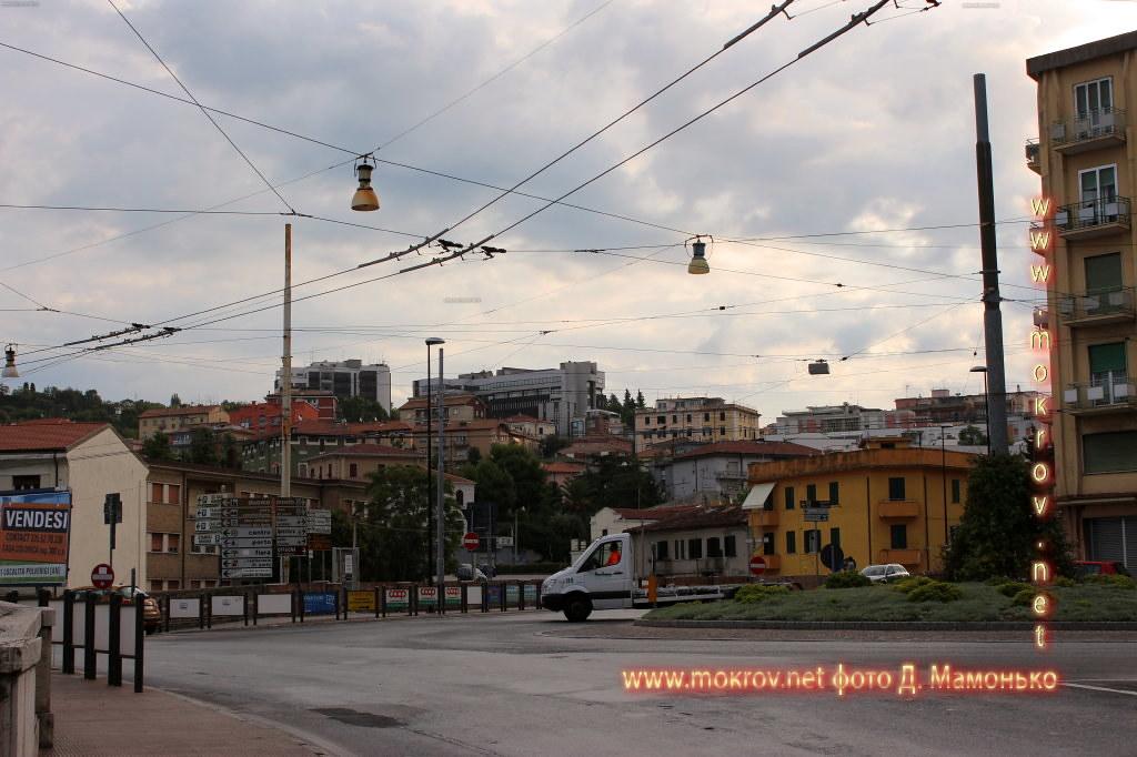 Город Анкона фотопейзажи
