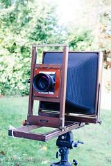 11x14 Eastman View Camera 2D