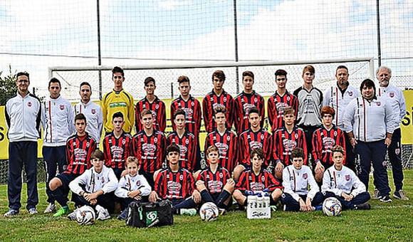 Giovanissimi Regionali Elite, Vittoria Virtus col Malo (0-1)