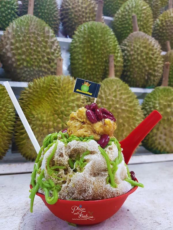 durian king cendol
