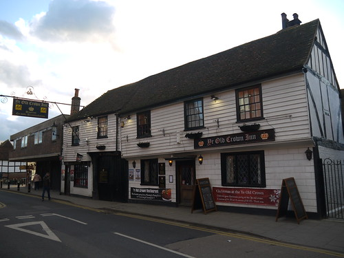 Ye Olde Crown, Edenbridge