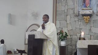 Missa de Ação de Graças ao Padre José Carlos ssp