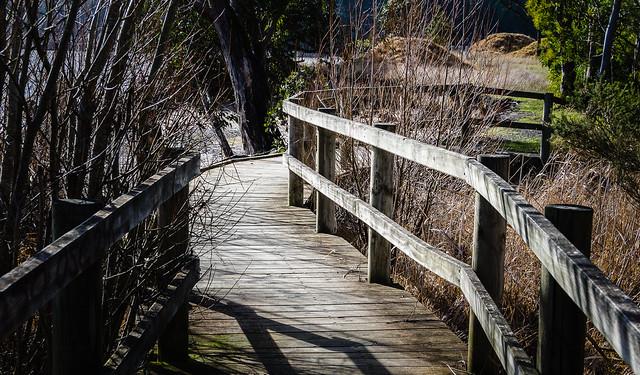 The path, Canon EOS M3, Tamron 18-200mm F/3.5-6.3 Di III VC
