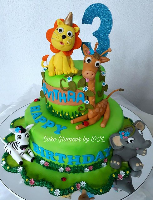 Cake from Cake Glamour by DIL
