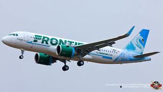 AIRBUS A320-251Neo (WL) (MSN 7967)