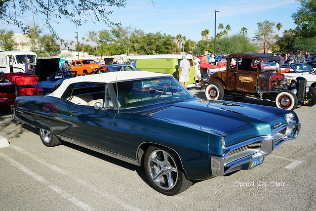 1967 Pontiac Bonneville Conertible