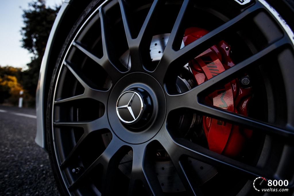 Mercedes C63 AMG S - 8000vueltas-24