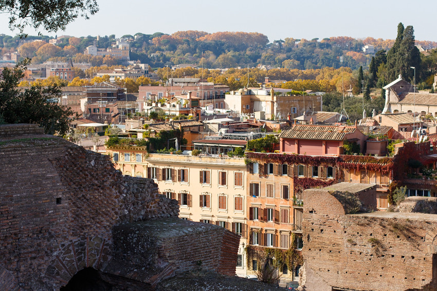 rooma colosseum forum romanum-1331