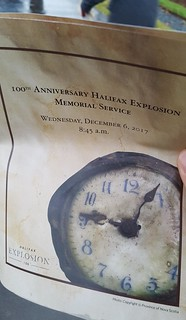 100th Anniversary Halifax Explosion Memorial Service