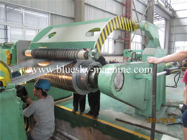 Stenless Steel Sliting Machine
