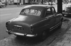 Simca P60 Aronde De Luxe 1959