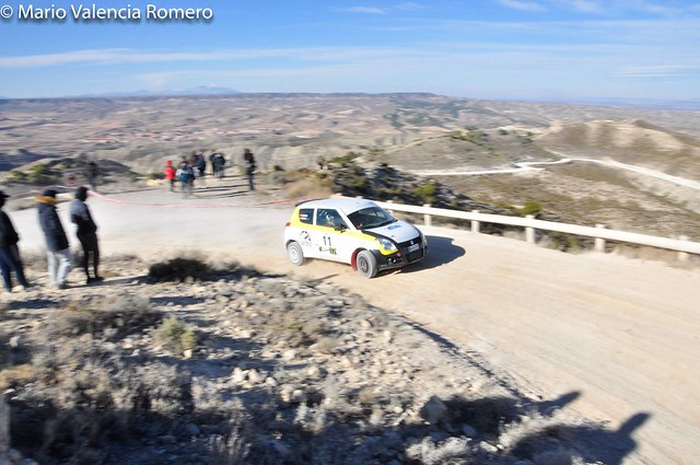 Tramo de Tierra Cadrete 2017 - Subida a la Plana