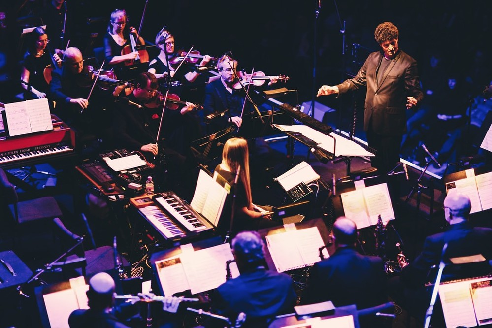 Mind on the Run. Pictured: BBC Concert Orchestra. Photo: © Tom Arran