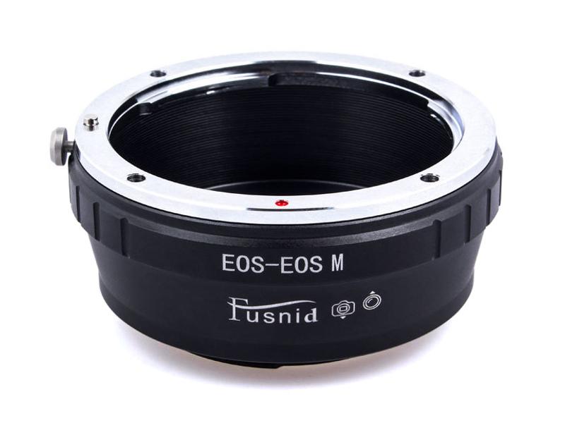 EOS-EOSM Lens Mount Adapter ef ef-s canon eos m ef-m mount camera