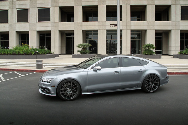 TSW Nurburgring on Audi S7
