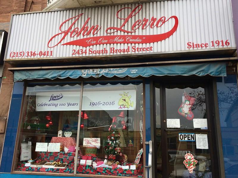 John Lerro Candy – 100 Year Family Tradition in Philadelphia