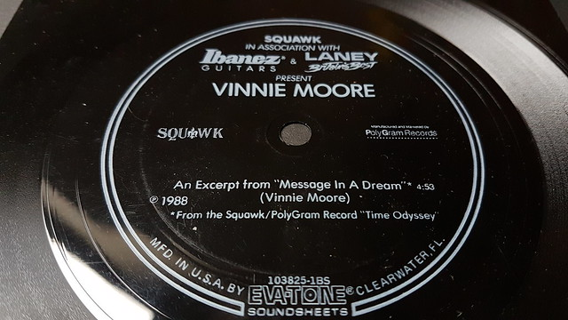 Squawk presents Vinnie Moore